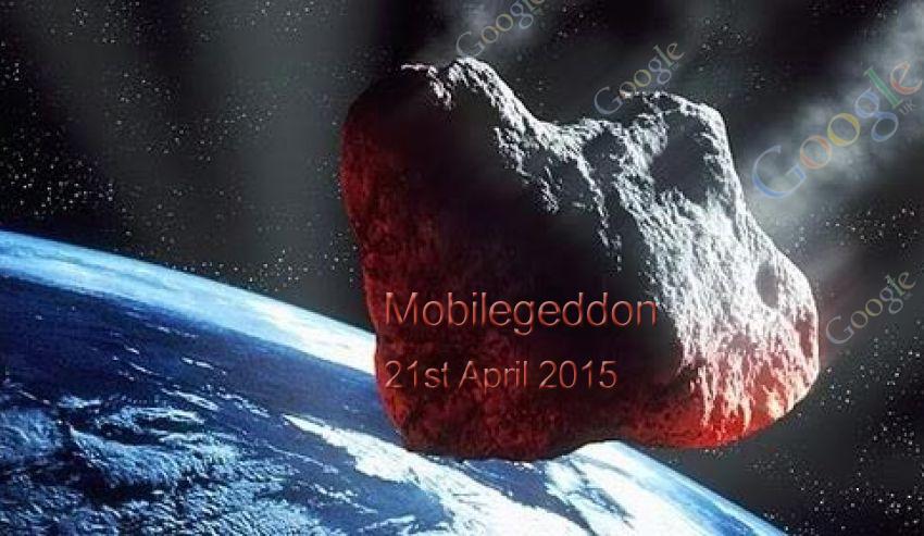 Mobilegeddon – Google Mobile Friendly Update Hits